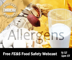 Food Safety Webcast