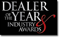 2014 Dealer of the Year logo