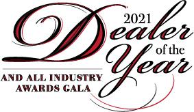 FE&S Dealer of the Year logo