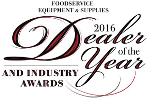 2016 Dealer of the Year logo