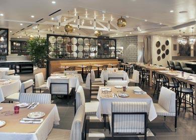Mediterranean restaurant concept Cleo
