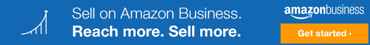 Sell on Amazon Business. Reach more. Sell more.