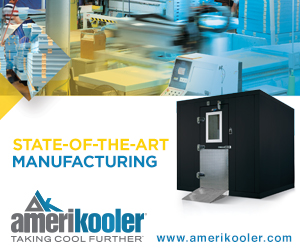 Amerikooler: Taking Cool Further. State Of The Art Manufacturing. Find out more.