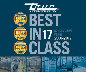 True Refrigeration. Best In Class for 17 Consecutive Years. 2001-2017.Find out more.