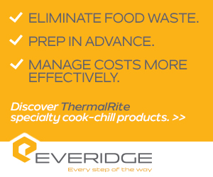 Discover ThermalRite specialty cook-chill products. Eliminate food Waste, Prep in advance, Manage costs more effectively. Everidge Every Step Of The Way. Find out more.