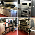 L'Ecole Culinary School Equipment Online Auction, February 8, 2019.