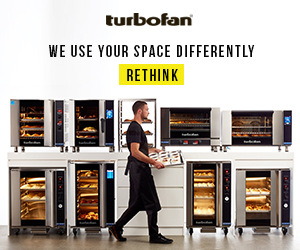 Turbofan. We use your space differently. Rethink.