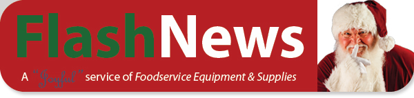 FlashNews from Foodservice Equipment & Supplies