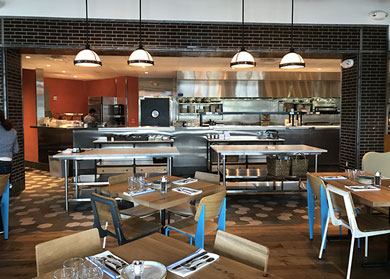 BRAVO Coastal Bar & Kitchen Lets Design, Not Art, Create Experience