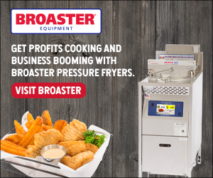 Broaster Equipment. Get profits cooking and business booming with Broaster presuure fryers. Visit Broaster.