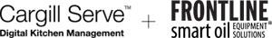 Cargill Serve + Frontline Logo