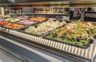 LTI TempestAir Salad Bar