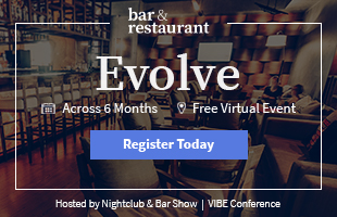 Evolve Bar&Restaurant Show