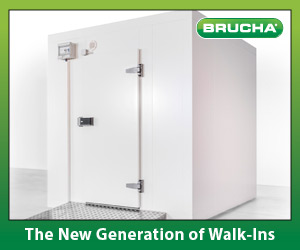 Brucha. The new generation of Walk-Ins. Learn more.