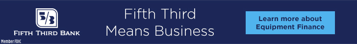 Fifth Third Bank. Fifth Third means business. Learn more about equipment finance.