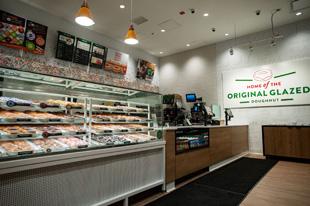 Krispy Kreme debuts Fresh Shop prototype in Chicago