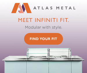 Atlas Metal. Meet Infiniti Fit. Modular with style. Find your fit.