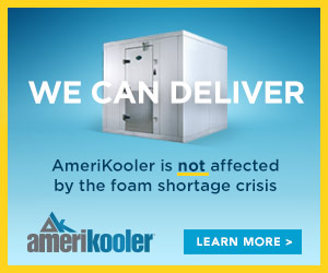 AmeriKooler. We can deliver. AmeriKooler is not affected by the foam shortage crisis. Learn more.