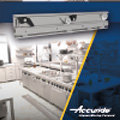 NSF-Certified Roller Movement for Commercial Kitchens