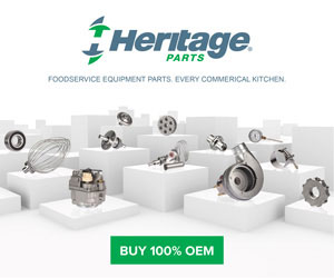 Heritage: More Parts - More Manufacturers - Only 100% Genuine OEM