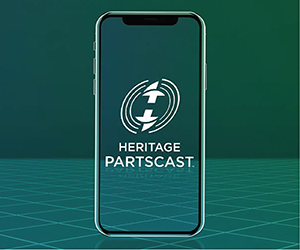 Heritage Partscast