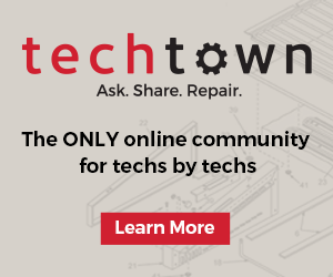 TechTown : The ONLY online community for techs by techs -> Learn More
