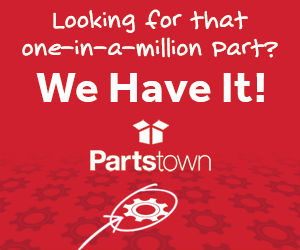 PartsTown - We have that one-in-a-million part
