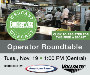 Operator Roundtable Webcast. Tuesday, November 19, 1:00PM Central. Click to register for this FREE Webcast.
