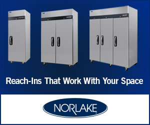 Norlake Reach-Ins that work for your space. Find out more.