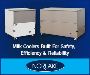 Norlake Milk Coolers built for safety, efficiency and reliability. Find out more.