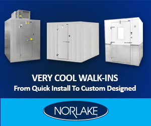 Very cool walk-ins from Norlake. From Quick install to custom designed. Find out more.