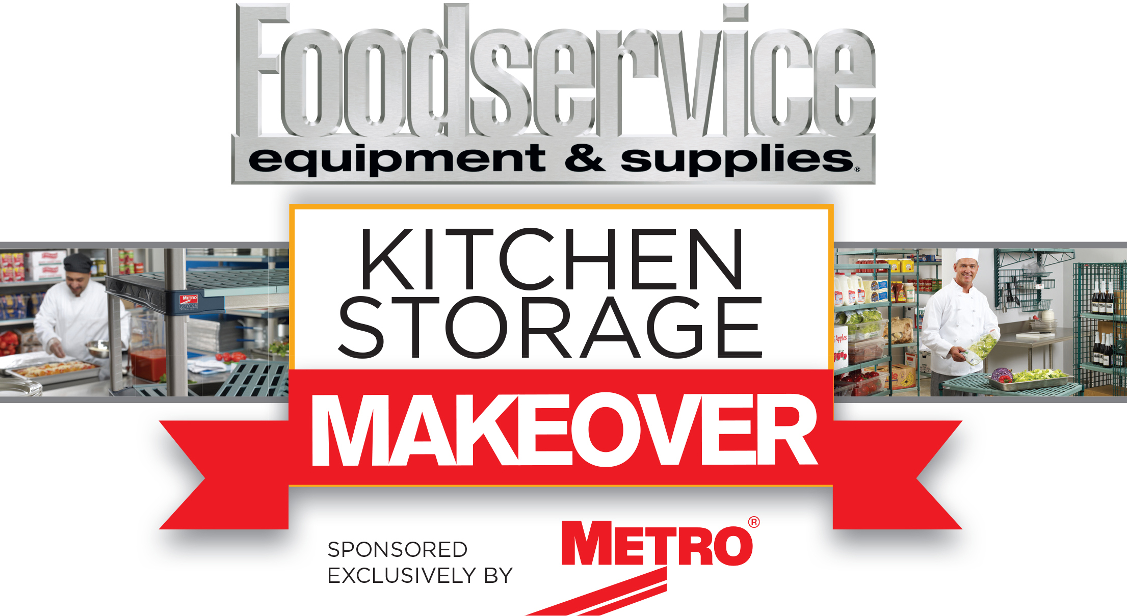 Commercial Kitchen Storage Makeover Foodservice Equipment