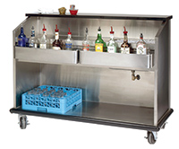 Advance Tabco Portable bar