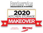 Foodservice Equipment and Supplies 2020 Kitchen Storage makeover