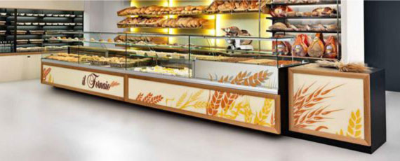 Structural Concepts: Bakery Display