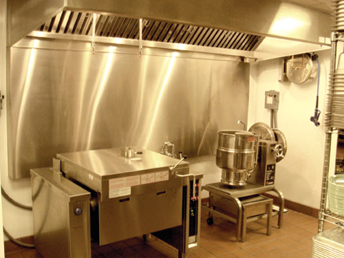The pressurized tilt skillet and tilting steam kettle are crucial to the restaurant&#39;s efficiency and production of high-quality menu items.