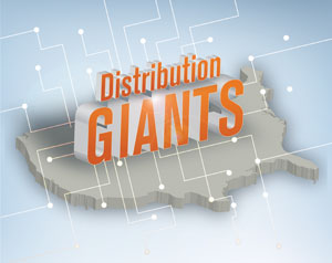 Distribution-Giants