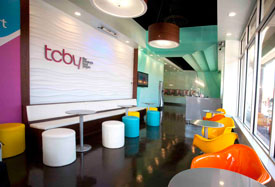 TCBY Continues Rebranding Campaign