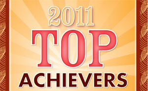 2011 Top Achievers