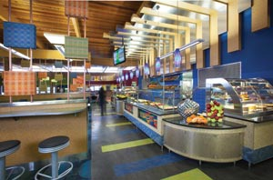 Braiden Dining Center