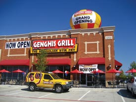 Ghenghis-Grill