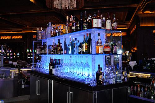 Bar and h lounge at the hollywood casino at charles town races w va