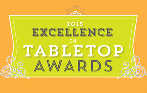 2013 Excellence in Tabletop-Awards