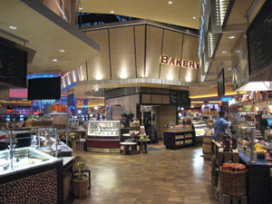Nontraditional Locations for Foodservice, such as casinos