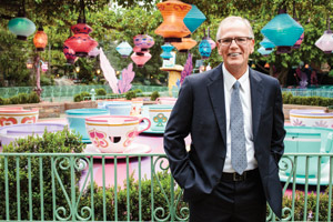 Martin Cowley, Senior Manager, Design and Consturction, Walt Disney Parks and Resorts
