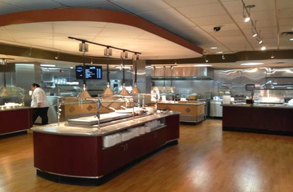 By examining such areas as guest flow, the menu and more, Morrison and the team at Norton Suburban Hospital were able to better optimize the performance of this healthcare foodservice operation.