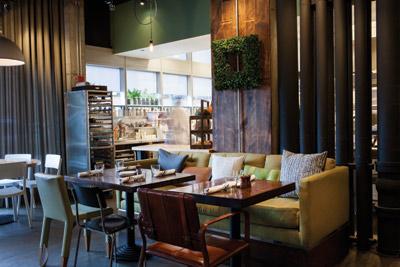 Restaurant Beatrix in Chicago - Foodservice Equipment & Supplies