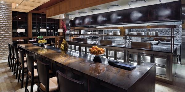 High Quality Exhibition Kitchen: Fearingu0027s, Dallas