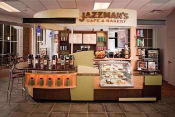 Jazzman's Cafe and Bakery