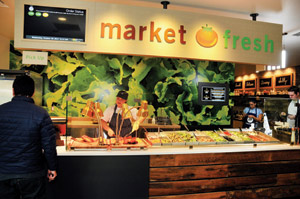 cafe-H market-fresh